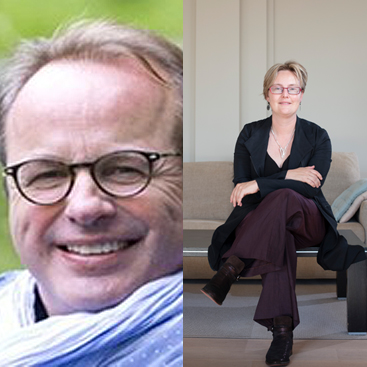 Marketing Days Speakers Astrid Leyssens Olivier Van Cauwelaert