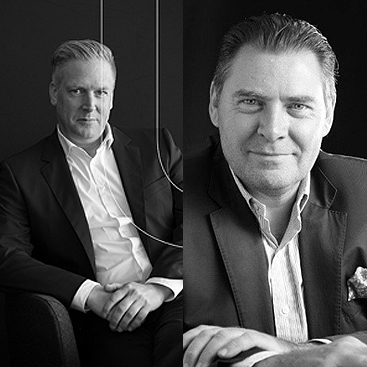 Marketing Days Speakers Bert Heyens Roland Gerets